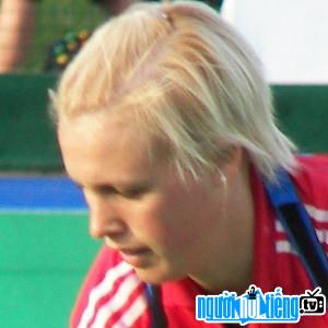 Ảnh VĐV hockey Alex Danson