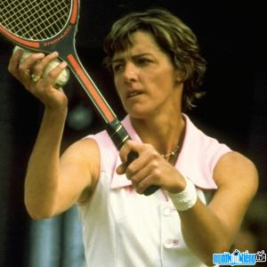Ảnh VĐV tennis Margaret Court