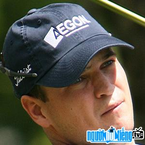 Ảnh VĐV golf Zach Johnson