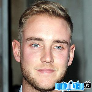 Ảnh VĐV cricket Stuart Broad
