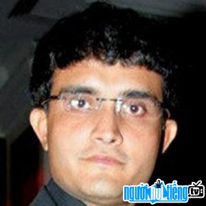 Ảnh VĐV cricket Sourav Ganguly
