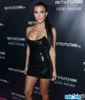 Ảnh Sao Reality Kourtney Kardashian