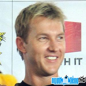Ảnh VĐV cricket Brett Lee