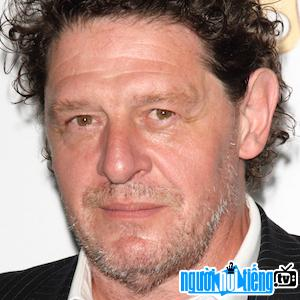 Ảnh Chef Marco Pierre White