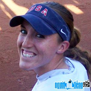Ảnh VĐV softball Monica Abbott