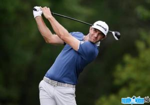 Ảnh VĐV golf Dustin Johnson